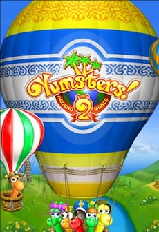 Yumsters 2: Around the World Steam Key GLOBAL