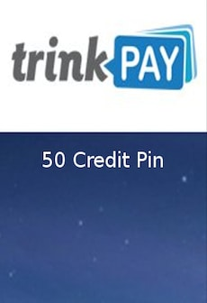 Trinkpay 50 Credit Pin CARD GLOBAL фото