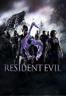 Image of Resident Evil 6 Steam Key EUROPE