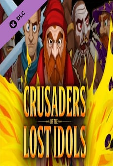 Crusaders of the Lost Idols - Epic Starter Pack Steam Key GLOBAL