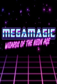 Megamagic: Wizards of the Neon Age Steam Gift GLOBAL