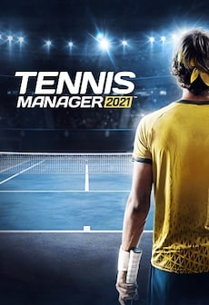 Tennis Manager 2021 (PC) - Steam Key - GLOBAL