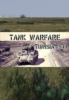 Tank Warfare: Tunisia 1943 Steam Key GLOBAL
