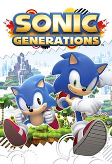 Image of Sonic Generations Collection Steam Key GLOBAL