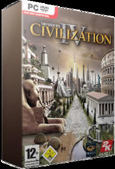 Sid Meier's Civilization IV Steam MAC Key GLOBAL