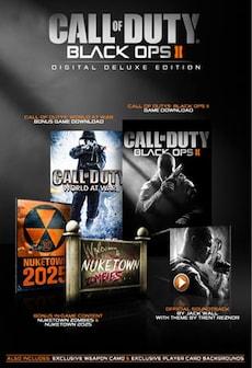 Call of Duty: Black Ops II Digital Deluxe Edition Steam Key GLOBAL