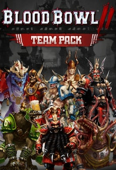 Blood Bowl 2 - Team Pack Steam Key GLOBAL фото