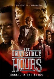The Invisible Hours Steam Key GLOBAL