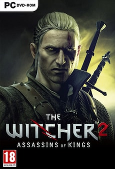 The Witcher 2 Assassins of Kings STEAM CD-KEY GLOBAL PC