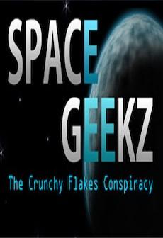 Space Geekz - The Crunchy Flakes Conspiracy Steam Key GLOBAL
