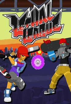 Image of Lethal League Steam Key GLOBAL