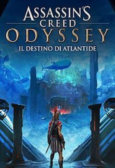 Assassin's Creed Odyssey - The Fate of Atlantis Steam Key GLOBAL
