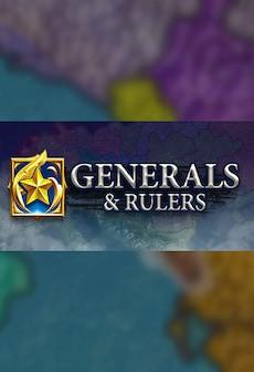 Generals & Rulers Steam Key GLOBAL
