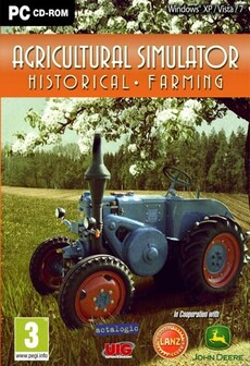 Agricultural Simulator: Historical Farming Steam Gift GLOBAL