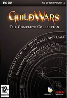 Guild Wars The Complete Collection CD-KEY EU PC
