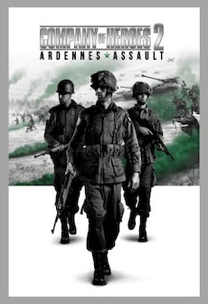 Image of Company of Heroes 2 - Ardennes Assault Steam Key GLOBAL