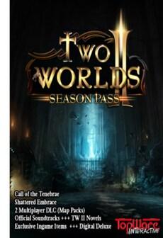 Two Worlds II Season Pass Steam Key GLOBAL