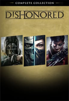 Dishonored: Complete Collection XBOX LIVE Key XBOX ONE GLOBAL