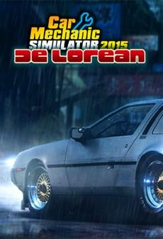 Car Mechanic Simulator 2015 - DeLorean Steam Key GLOBAL