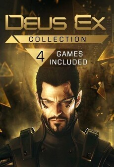 THE DEUS EX COLLECTION Steam Key GLOBAL