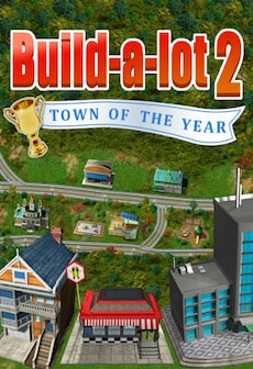 Build-A-Lot 2: Town of the Year Steam Gift GLOBAL