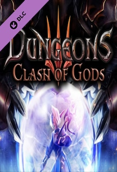 Dungeons 3 - Clash of Gods Steam Gift GLOBAL