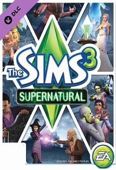 The Sims 3: Supernatural DLC STEAM CD-KEY GLOBAL PC