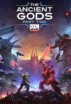 DOOM Eternal: The Ancient Gods - Part Two (PC) - Steam Key - GLOBAL