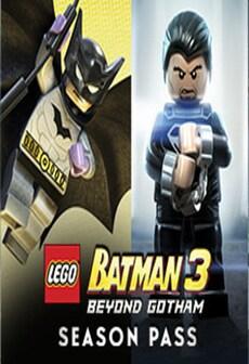 LEGO Batman 3 Beyond Gotham Season Pass Steam Key GLOBAL