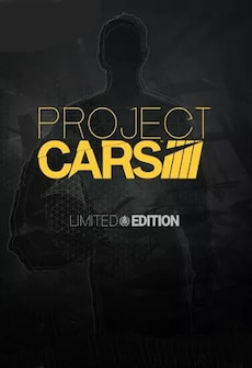Project CARS Limited Edition (PC) - Steam Key - GLOBAL