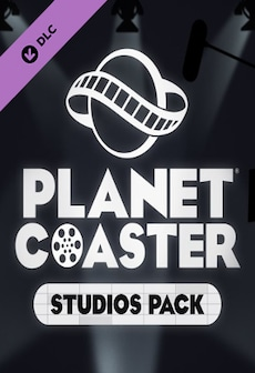 Planet Coaster - Studios Pack Steam Key GLOBAL