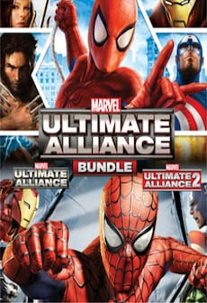 Marvel: Ultimate Alliance Bundle Steam Key GLOBAL