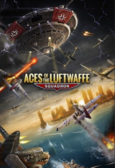 Aces of the Luftwaffe - Squadron Steam Key GLOBAL