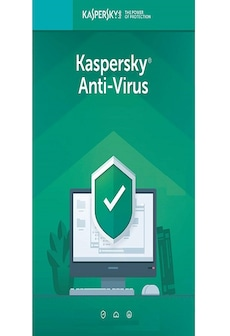 Kaspersky Anti-Virus 2020 1 Device 2 Years Kaspersky GLOBAL