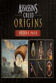 Assassin's Creed Origins - Deluxe Pack XBOX LIVE Key Xbox One GLOBAL