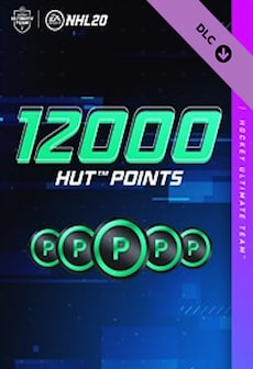 NHL 20 Ultimate Team Points 12 000 Points - Xbox One - Key GLOBAL