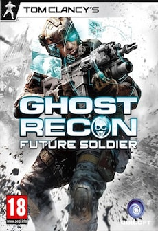 Tom Clancy's Ghost Recon: Future Soldier Uplay Key