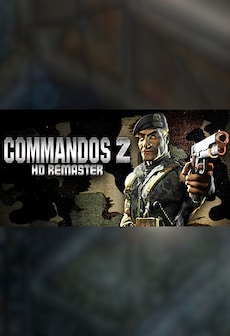 Commandos 2 - HD Remaster - Steam - Gift GLOBAL фото