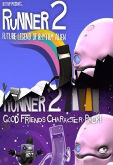 BIT.TRIP.Runner 2 + Good Friends Character Pack Steam Key GLOBAL