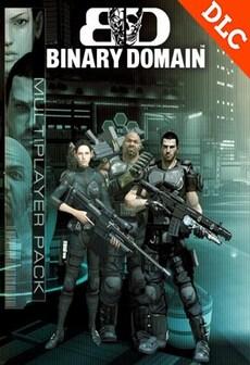 Binary Domain - Multiplayer Map Pack Steam Key GLOBAL фото