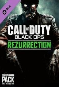 Call of Duty: Black Ops - Rezurrection MAC Steam Key GLOBAL