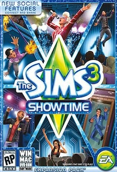 The Sims 3: Showtime Gift Steam GLOBAL
