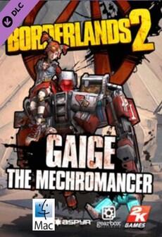 Image of Borderlands 2 - Mechromancer Pack Key Steam GLOBAL