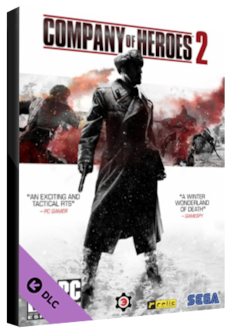 Company of Heroes 2 - Forces Commander: Rifle Company Gift Steam GLOBAL