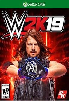 WWE 2K19 Digital Deluxe Edition XBOX LIVE Key Xbox One GLOBAL