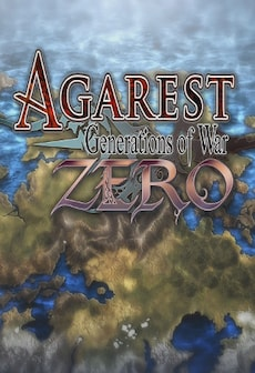 Agarest: Generations of War Zero Steam Key GLOBAL