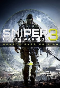 Sniper Ghost Warrior 3 Season Pass Edition (PC) - Steam Key - GLOBAL