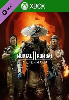 Mortal Kombat 11: Aftermath (Xbox One) - Xbox Live Key - GLOBAL