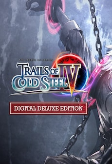 The Legend of Heroes: Trails of Cold Steel IV   Digital Deluxe Edition (PC) - Steam Key - GLOBAL