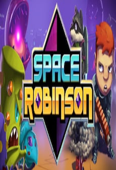 Space Robinson: Hardcore Roguelike Action - Steam - Key RU/CIS